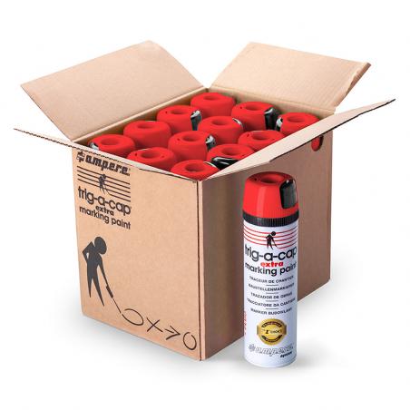 Baustellenmarkierer - trig-a-cap® extra