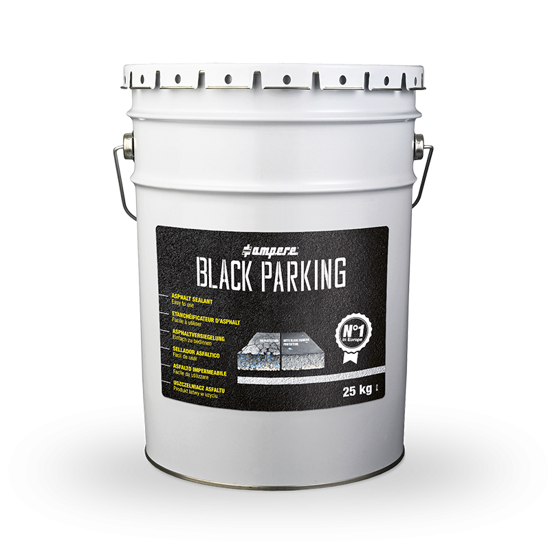 Asphaltversiegelung - Black Parking